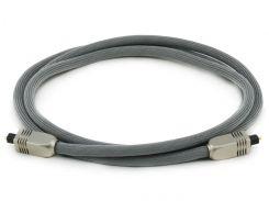 Premium S/PDIF (Toslink) Digital Optical Audio Cable, длина 1.80 м.