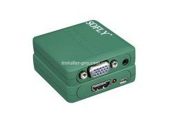 HDCVGA02-M Преобразователь VGA+R/L в HDMI