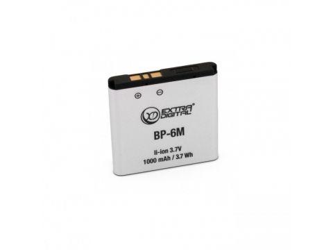 Аккумулятор для Nokia BP-6M (1000 mAh) - DV00DV1187 Херсон