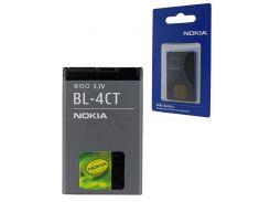 Аккумулятор NOKIA BL-4CT  АА STANDART