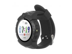 Детские часы с GPS трекером ERGO GPS Tracker Color C010 Black