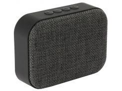 Акустика беспроводная Omega Bluetooth OG58DG Fabric Light Grey