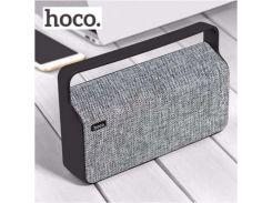 Акустическая блютус колонка HOCO BS10 DIBU Grey беспроводная