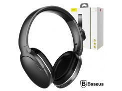 Наушники беспроводные Baseus Encok Wireless headphone D02 Black (NGD02-01)