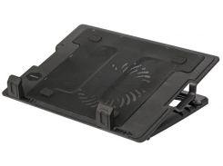 Подставка для ноутбука Omega Coolwave Stand 14cm Fan 2xUSB-port Anakin Black