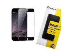 Защитное стекло iPaky 2.5D Full glass iPhone 7  \ 8  черный