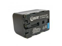 Аккумулятор для Sony NP-QM71, Li-ion, 3000 mAh (BDS2665)