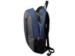 Рюкзак для ноутбука ERGO Boston 316 (Gray) Backpack