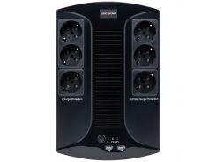 ИБП линейно-интерактивный LogicPower LP 650VA-6PS (390Вт)