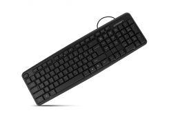 Клавиатура проводная Crown CMK-02  USB