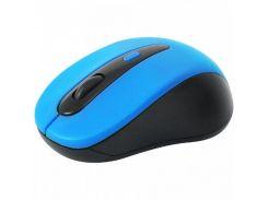 Мышь беспроводная OMEGA Wireless OM-416 black/blue