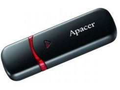 Флешка USB Flash Drive Apacer AH333 8GB (AP8GAH333B-1) Black