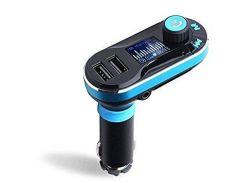 Беспроводной ФМ модулятор Modulator FM BT66 Bluetooth