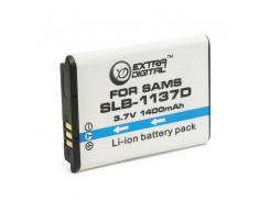 Аккумулятор для Samsung SLB-1137D, Li-ion, 1400 mAh (BDS2635)