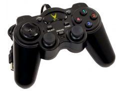 Игровой манипулятор Геймпад Omega Interceptor PC USB  джойстик