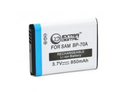 Аккумулятор для Samsung BP70A, Li-ion, 850 mAh (BDS2606)