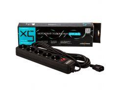 Сетевой фильтр к ИБП LogicPower 5 розеток 3 м (LP-X5-UPS-3M)