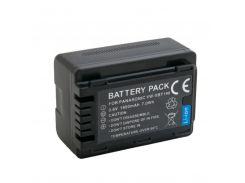 Аккумулятор ExtraDigital для Panasonic VW-VBT190, Li-ion, 3.6V, 1950 mAh (BDP2691)