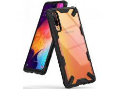 Чехол Ringke Fusion X для Samsung Galaxy A50 Black (RCS4523)
