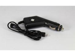 Автомобильная зарядка GPS micro USB АЗУ 5v - 0,5A