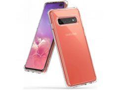 Чехол Ringke Fusion для Samsung Galaxy S10 Plus Clear (RCS4516)