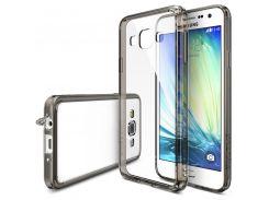 Чехол Ringke Fusion для Samsung Galaxy A3 (Smoke Black)