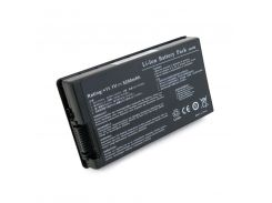 Аккумулятор ExtraDigital для ноутбуков Asus X61 (A32-F80) 11.1V 5200mAh
