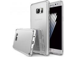 Чехол Ringke Fusion Mirror для Samsung Galaxy Note 7 N930F Silver (151833)