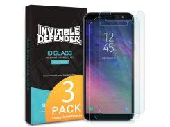 Защитное стекло Ringke Premium Tempered Glass для Samsung Galaxy A6