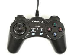 Игровой манипулятор Omega Tornado PC USB  джойстик