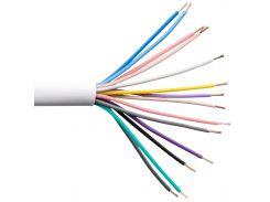 Сигнальный кабель Logicpower КСВП CCA 14x7/0.22 неэкранированный бухта 100м