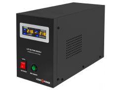 ИБП с правильной синусоидой LogicPower LPY-B-PSW-800VA+(560W)5A/15A 12V для котлов и аварийного освещения