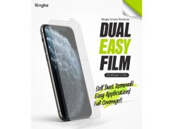 Защитная пленка Ringke Dual Easy Film  для телефона Apple iPhone 11 Pro / iPhone X / iPhone XS (RPS4619)