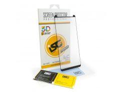 Защитное стекло iSG 3D Screen Protector Full Cover для Samsung Galaxy Note 8