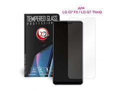 Защитное стекло Extradigital Tempered Glass HD для LG G7 Fit / LG G7 ThinQ EGL4555