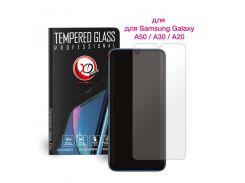 Защитное стекло Extradigital Tempered Glass HD для Samsung Galaxy A50 / A30 / A20 EGL4565