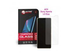Защитное стекло Extradigital Tempered Glass HD для Sony Xperia L3 Dual EGL4576