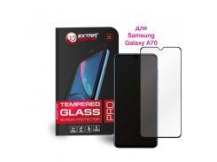 Защитное стекло Extradigital Tempered Glass для Samsung Galaxy A70 (SM-A705FZBUSEK) EGL4566