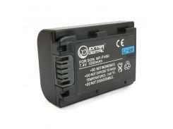 Аккумулятор для Sony NP-FH50, Li-ion, 1050 mAh (BDS2660)