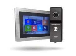 Комплект AHD видеодомофона GV-056 + Вызывная панель GV-003