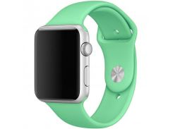 Спортивный ремешок Apple Watch Band Sport 42-44 mm Spearmint №1