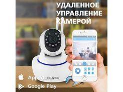 Беспроводная поворотная IP камера Greenvision GV-088-GM-DIG10-10 PTZ 720p WIFI (7811)