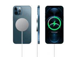 Беспроводное зарядное устройство MagSafe Charger 15W для iPhone \ AirPods