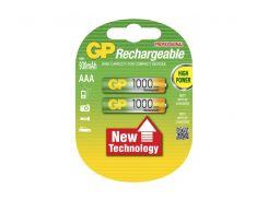 Аккумуляторная батарейка GP Professional AAA \ R03, 1.2V, 1000 mAh Модель: 100AAAHC-U2