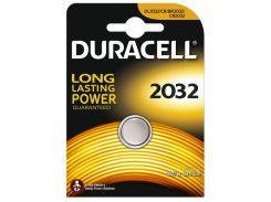 Батарейка Duracell DL2032 DSN CR2032 \ BR2032 BLI 1 LITHIUM 3v