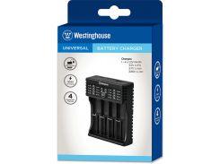 Универсальное зарядное устройство Westinghouse WBC-011-CB (WBC-011-CB) Li-ion, Li-Fe, Ni-MH, Ni-Cd