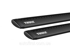 Поперечины (1,18m) Thule WingBar 961 Black