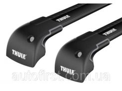 Багажная система в штатное место Thule Wingbar Edge Black 9593