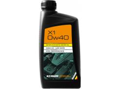 Моторное масло Xenum X1 0W40 1 л (1655001)