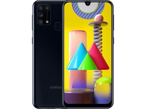 Смартфон SAMSUNG Galaxy M31 6/128GB Black (SM-M315FZKU)